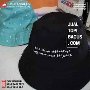 Konveksi topi bekasi
