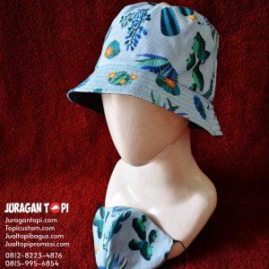 Topi Bucket Jakarta